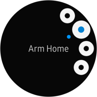 galaxy watch selectors domoticz